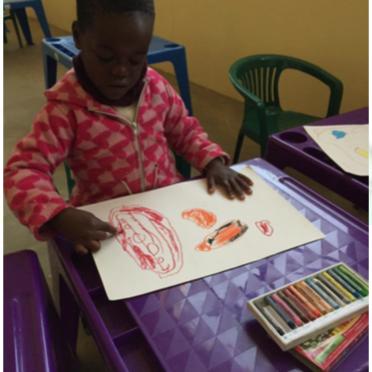 """2 Monate bei ACC Namibia — Bericht von Beatrix von Eycken — Seite 3: """"Die Kinder bei ACC Namibia: der Aufnahmeprozess"""""""